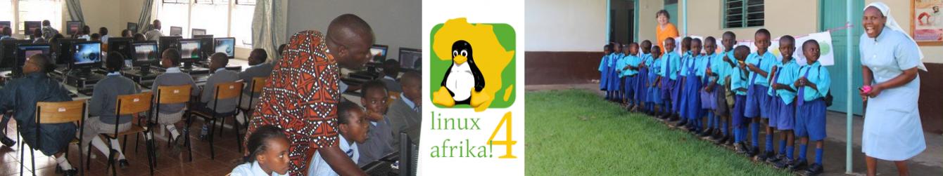 Linux4Afrika!