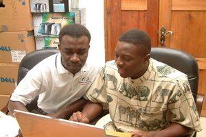Sebastian P. Koyi and Baraka A. Onjare