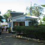 Die Maurice Secondary School außerhalb von Dar es Salaam