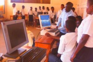 Ecole Mahoro in Burundi